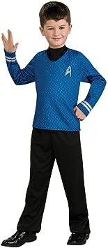 Horror-Shop traje de Star Trek Spock S: Amazon.es: Juguetes y ...