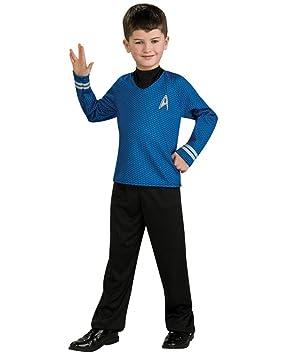 Horror-Shop traje de Star Trek Spock S: Amazon.es: Juguetes y juegos