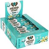 Manitoba Harvest Hemp Heart Snack Bars, Vanilla, 12 Count