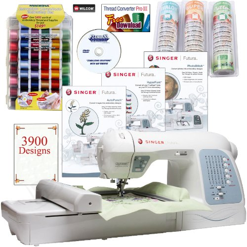 Singer Embroidery Software - 2