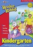 HB Reader Rabbit Kindergarten 2002 (PC and Mac)