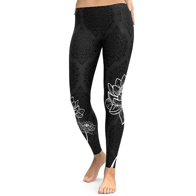 Qualität und Quantität zugesichert zu verkaufen der Verkauf von Schuhen YOUBan Damen Leggings Fitness Laufhose Yoga Trainingshose ...