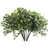 Factory Direct Craft Package of 24 Traditional Boxwood Artificial Greenery Picks …