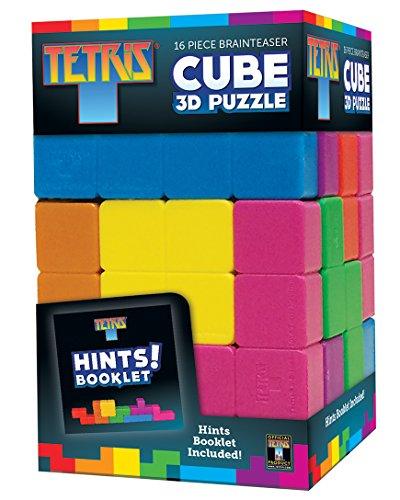 Tetris Cube Brainteaser Puzzle