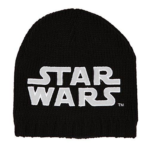 Star Wars Glow In The Dark Logo Beanie