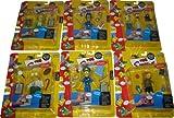 The Simpsons Series 7 Figure Set : World of Springfield
