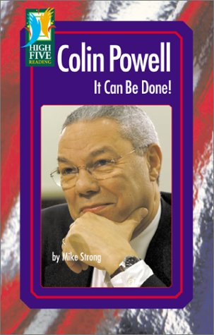 Download Colin Powell: It Can Be Done! (High Five Reading - Green) PDF