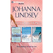 Johanna Lindsey CD Collection 3: A Loving Scoundrel, Captive of My Desires, No Choice But Seduction by Johanna Lindsey (2011-01-29)