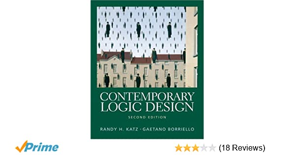 Contemporary logic design 2nd edition randy h katz gaetano contemporary logic design 2nd edition randy h katz gaetano borriello 9780201308570 amazon books fandeluxe Choice Image