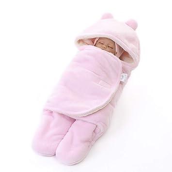 Saco de dormir para bebé Manta de abrigo Universal Chico y chica mimosos reciben una manta ...