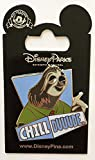 #10: Disney Pin 119862 Chill Duuude - Zootopia - Flash the Sloth Pin