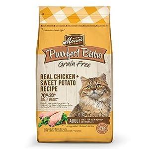 12. Merrick Purrfect Bistro Grain Free Dry Cat Food
