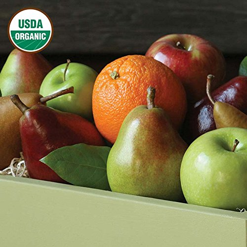 Organic Mixed Fruit Medley Gift Box - The Fruit Company