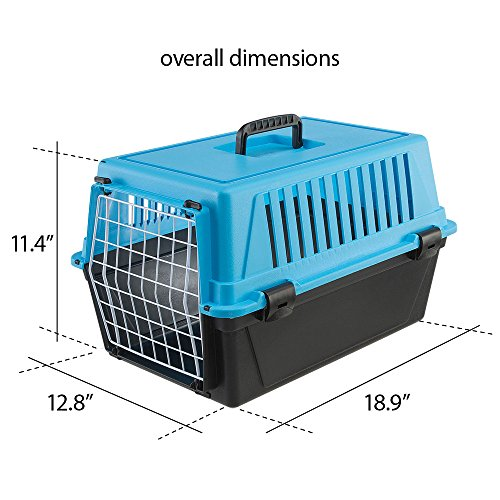 a04e87a3ac Ferplast-Atlas-10-Cat-and-Dog-Carrier-Blue