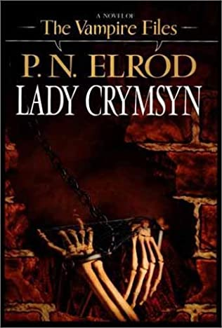 book cover of Lady Crymsyn