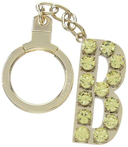 kate spade new york Kate Spade Key Fobs Jeweled B Initial, ()