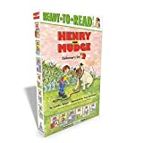 Henry and Mudge Collector's Set #2: Henry and Mudge Get the Cold Shivers; Henry and Mudge and the Happy Cat; Henry and Mudge and the Bedtime Thumps; ... and Mudge and the Wild Wind (Henry & Mudge)