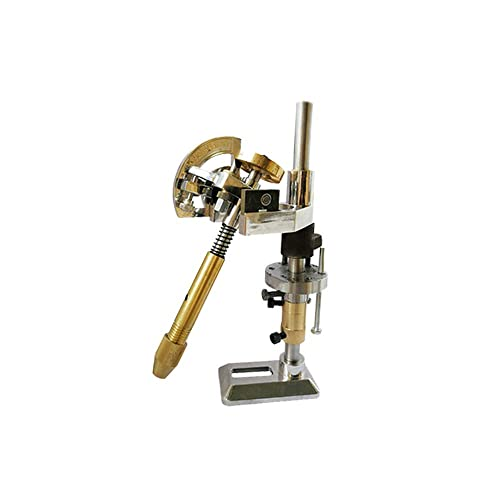 Gem Grinding Faceted Manipulator Jade Faceting Machine Jewel Angle Milling Tool Height Adjustable Positioner and Lotus Seat 96 Scale