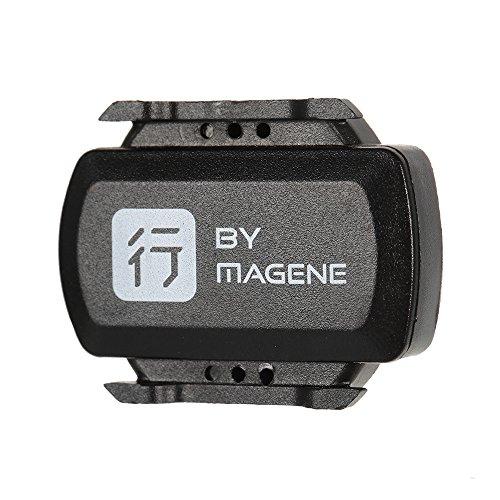 Lixada Bike Cadence Speed Sensor for Bike Computer support BT 4.0LE for ANT+ Protocal