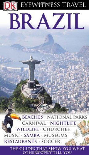 Brazil (EYEWITNESS TRAVEL GUIDE)