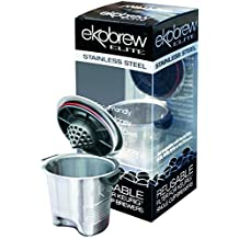 Ekobrew Refillable K-Cup For Keurig K-Cup Brewers, Stainless Steel Elite