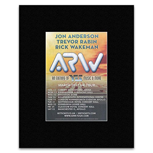 Arw - An Evening Of Yes Music & More Mini Poster