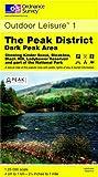 The Peak District: Dark Peak Area (Outdoor Leisure Maps)