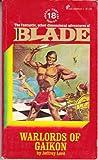 img - for Warlords of Gaikon (Richard Blade Heroic Fantasy Series, #18) book / textbook / text book