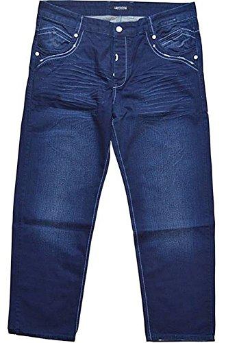 Übergrössen !!! NEU !!! Designer Denim Jeans LAVECCHIA 5753