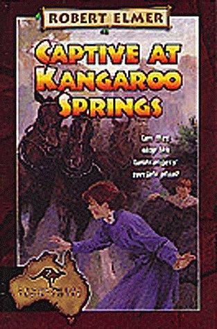 book cover of Captive At Kangaroo Springs