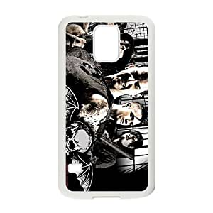 Samsung Galaxy S5 Cell Phone Case White Avenged Sevenfold Custom Plastic Phone Case Cover CZOIEQWMXN26239