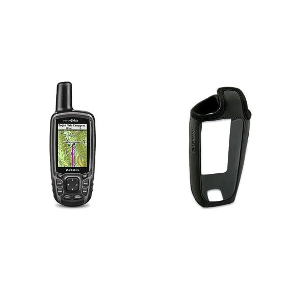 amazon com garmin gpsmap 64st with garmin slip case cell phones rh amazon com Garmin 62s Problems Garmin GPSMAP 62s Maps
