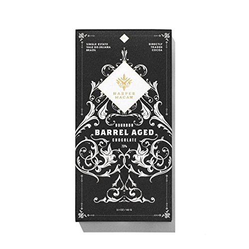 Harper Macaw - Bourbon Barrel Aged Chocolate Aged Chocolate Candy