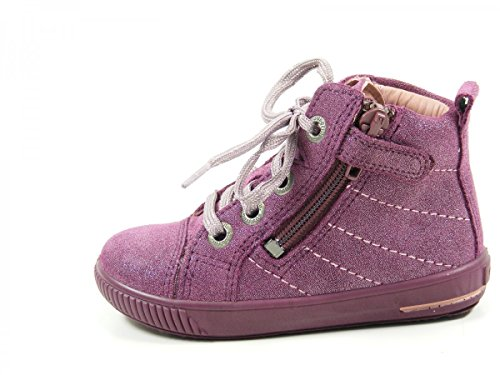 Superfit Moppy - Botas de senderismo Bebé-Niños Violett