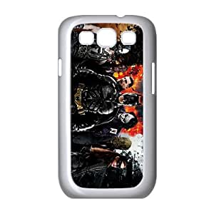 the dark knight characters Samsung Galaxy S3 9300 Cell Phone Case White FRGAG6410917483478
