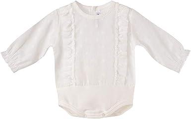 CALAMARO - Body Camisa Bebe bebé-niños: Amazon.es: Ropa y ...