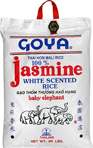 Goya Jasmine Rice, 20 Pound by Goya
