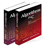 Algorithms in C, Parts 1-5 (Bundle): Fundamentals, Data Structures, Sorting, Searching, and Graph Algorithms (3rd Edition)