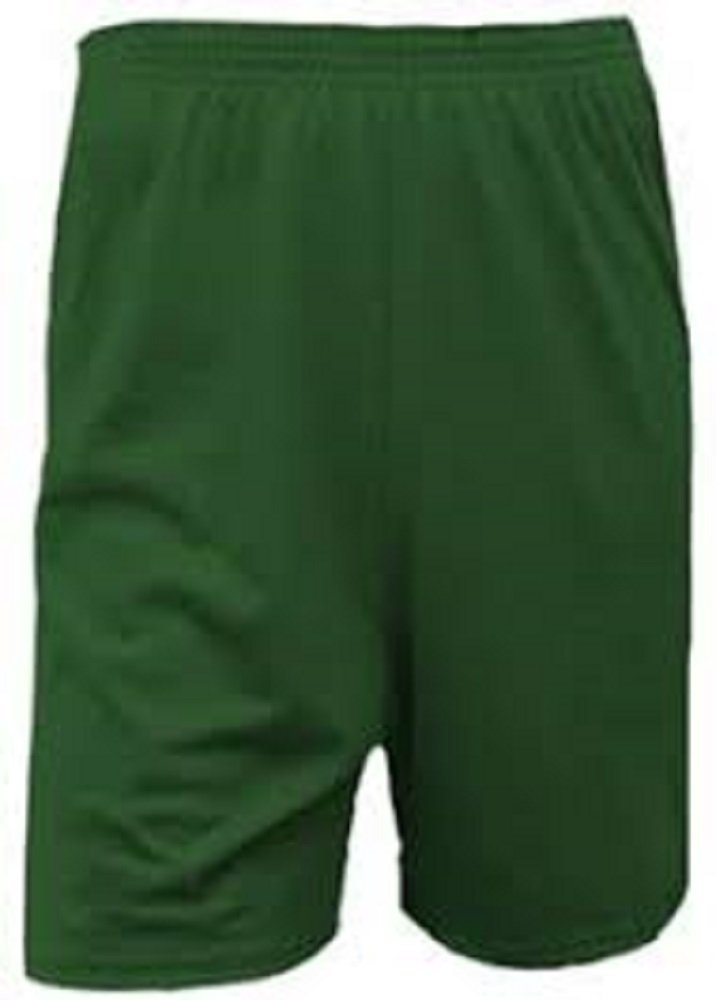 Short-MEDIUM Soffe Heavy Weight Dark Green P.E