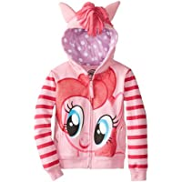 My Little Pony Girls' Pinky Pie Hoodie