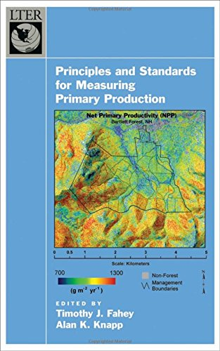 Principles and Standards for Measuring Primary Production (Long-Term Ecological Research Network Series)