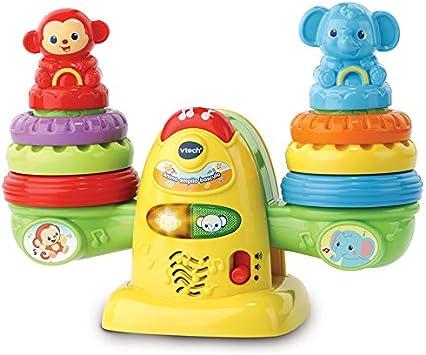 VTech Animo EMPILO BASCULO baby eerste leeftijd, speelgoed