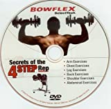 Bowflex SelectTech; Secrets of the 4-Step Rep DVD