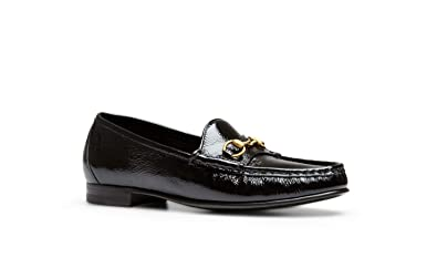 f1d0b4474 Amazon.com: Gucci Men's '1953' Patent Leather Horsebit Loafer, Black ...