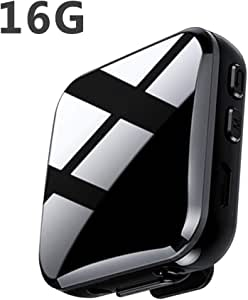 Joick Bluetooth SportMP3Player withVoiceRecorderPenHiFiAudioFMRadioSupportOTGE-Book Reader,16G