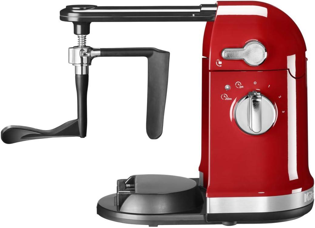 KitchenAid 5KST4054 - Accesorio para Robot de Cocina, Compatible con Modelo KMC4241, Color Rojo: Amazon.es: Hogar