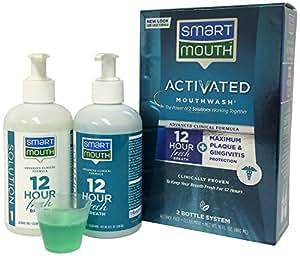 SmartMouth ACF Mouthwash Mint –(Advance Clinical Formula) , 16 Ounce