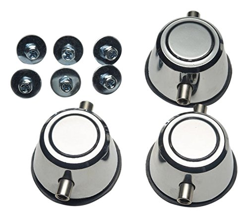 Stagg 1D-SR/P-HP Round Lugs for Piccolo Snare Drum