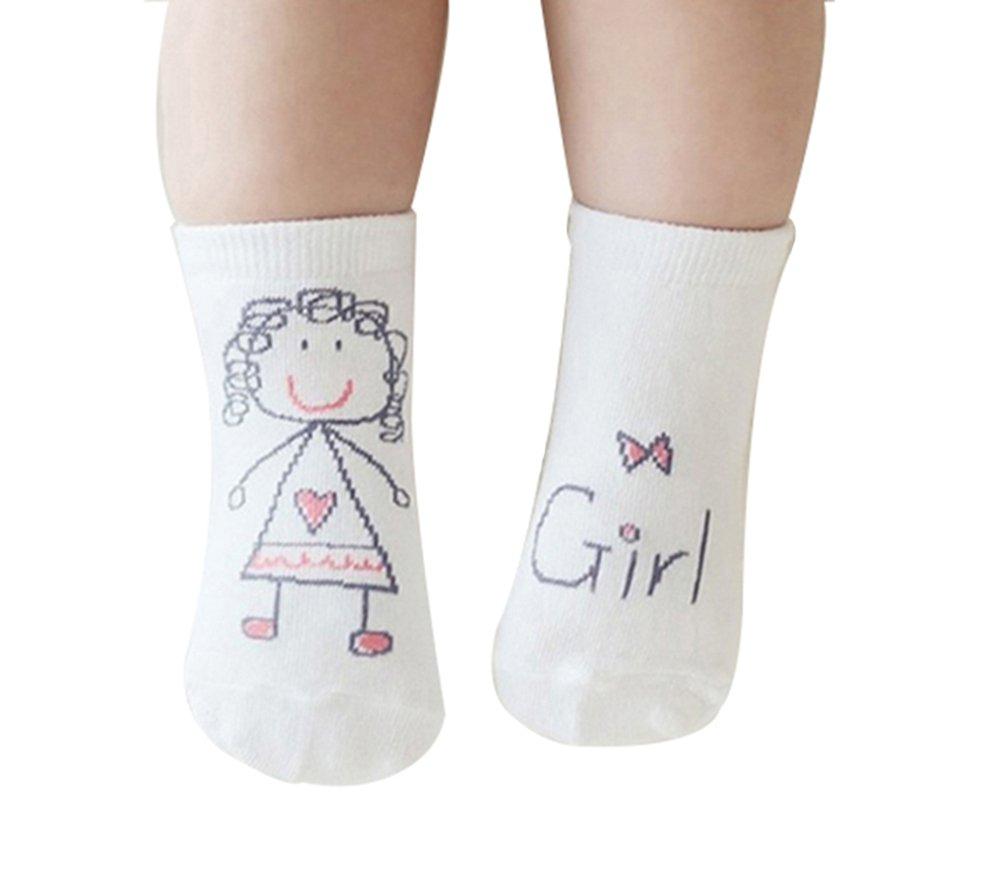 Da.Wa Calcetines de los Niños Adecuado Para Niños y Niñas