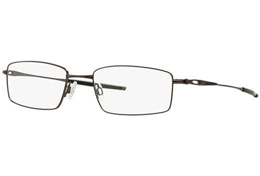 Óculos de Grau Oakley Top Spinner 4B OX3136 Preto Pewter  Amazon.com ... 4549a2feda